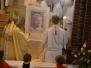 Intronizacja relikwii Jana Pawła II