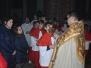 Modlitwa przy relikwiach św. Jana Pawła II
