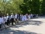 Pielgrzymka dzieci pierwszokomunijnycg do Wambierzyc, 27 maja 2017