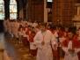 Liturgiczna służba ołtarza zakonczenie roku szkolnego