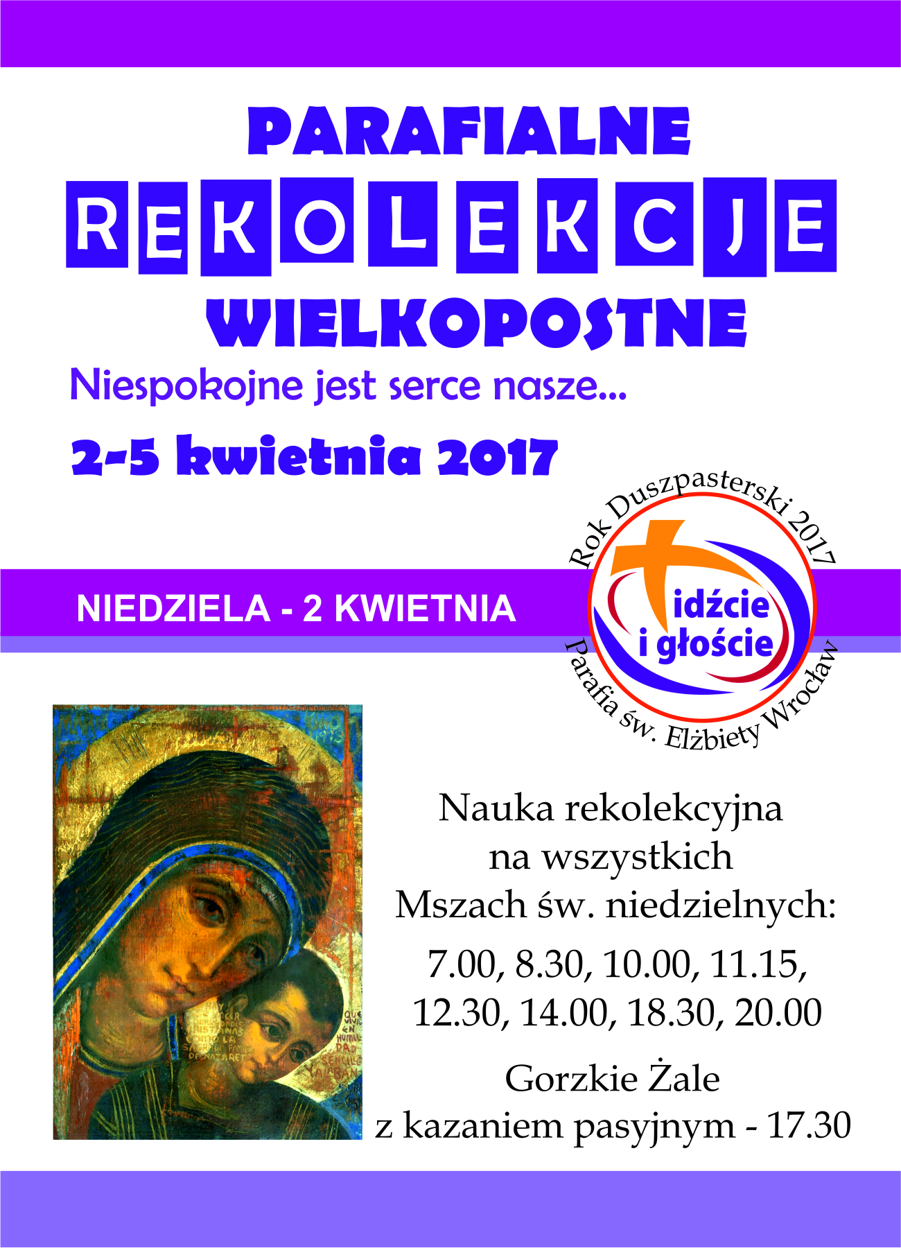 rekolekcje program str 1