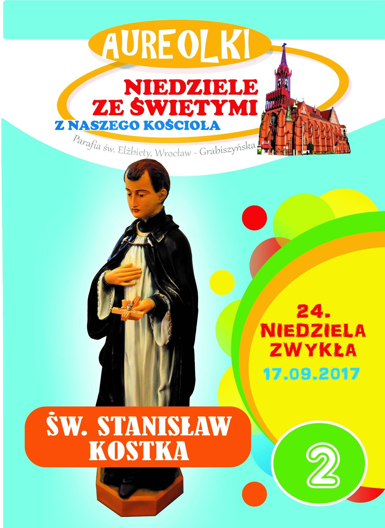św. Stanisław Kostka str 1