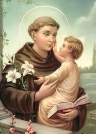 Antoni i Dzieciątko