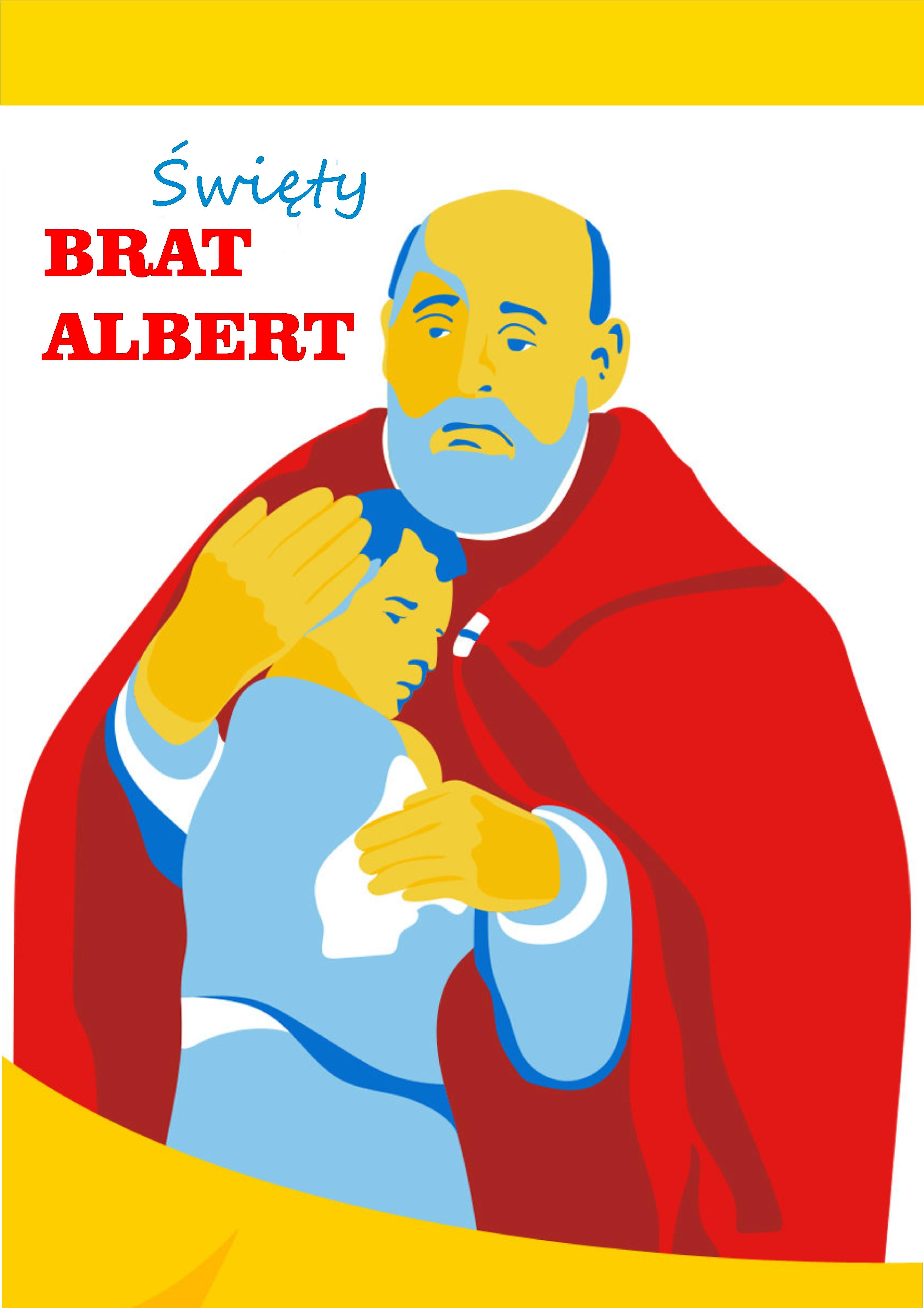 obrazek brat Albert
